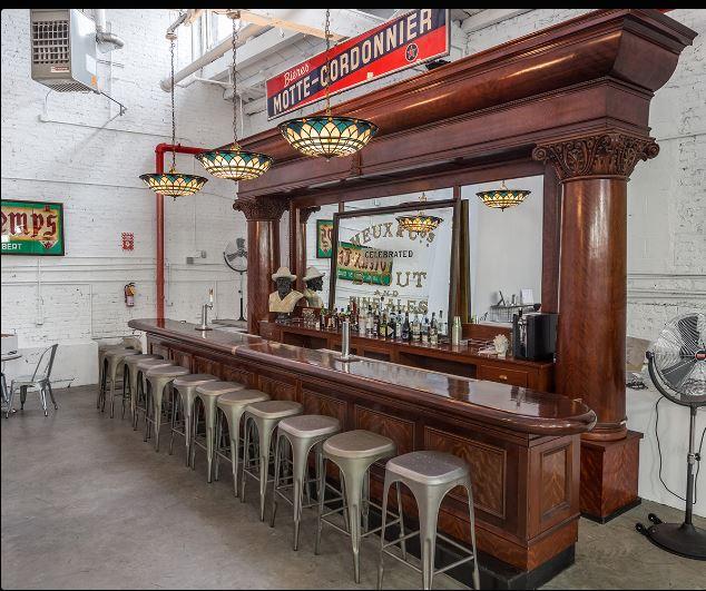 Antique bars mantels doors pub